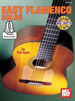 Mel Agen - Easy Flamenco Solos