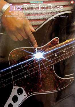 Rick Laird - Jazz Riffs For Bass