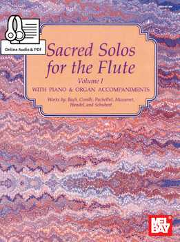 Sacred Solos For The Flute Vol. 1