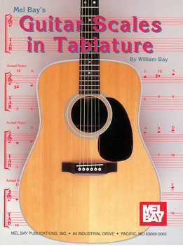 William Bay - Guitar Scales In Tablature