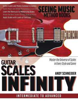 Andy Schneider - Guitar Scales Infinity - Master The Universe Of Chords In Every Style And Genre