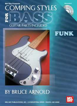 Bruce Arnold - Comping Styles For Bass - Funk