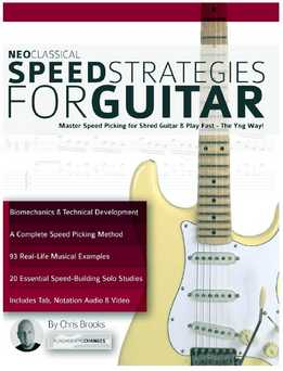 Chris Brooks - Neo-Classical Speed Strategies For Guitar