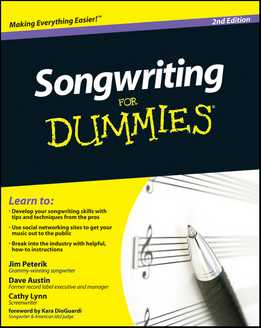 Dave Austin - Songwriting For Dummies