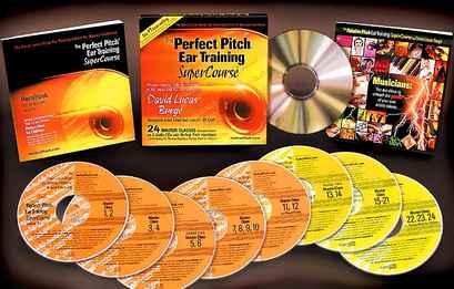 David Burge - Perfect Pitch Ear Training Handbook