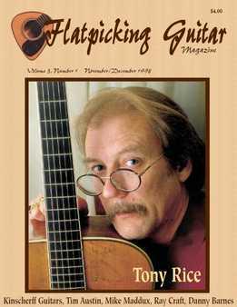 Flatpicking Guitar Magazine Vol. 3, Number 1