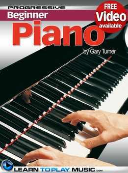 Gary Turner - Progressive Beginner Piano