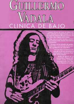 Guillermo Vadala - Clinica De Bajo