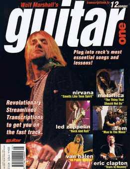 Guitar One April 1995