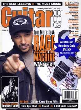 Guitar One - February 2000