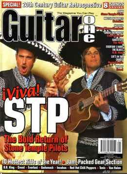 Guitar One - January 2000