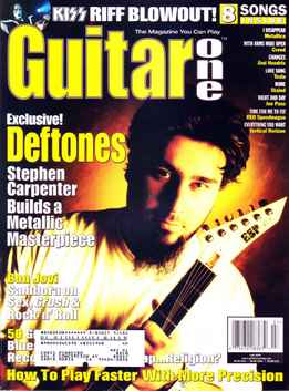 Guitar One July 2000