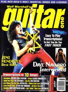 Guitar One May 1995