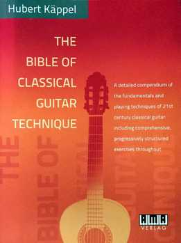 Hubert Kappel - The Bible Of Classical Guitar