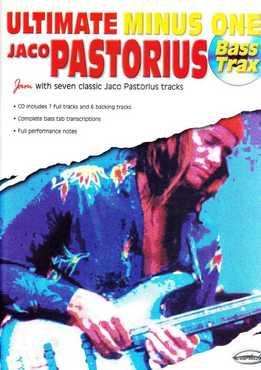 Jaco Pastorius - Ultimate Minus One