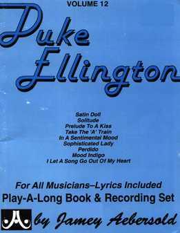 Jamey Aebersold - Duke Ellington Vol. 12