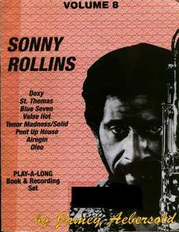 Jamey Aebersold - Sonny Rollins Vol. 8