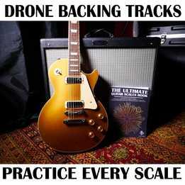 Karl Golden - Guitar Drone Backing Tracks