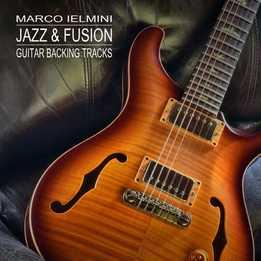 Marco Ielmini - Jazz & Fusion (Guitar Backing Tracks)