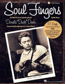 "Nick Rosaci - Soul Fingers - The Music & Life Of Legendary Bassist Donald ""Duck"" Dunn"