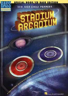 Red Hot Chili Peppers - Stadium Arcadium (For Bass)
