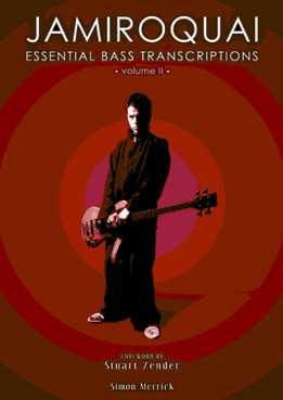 Simon Merrick – Jamiroquai Essential Bass Transcriptions Vol. 2