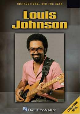 Slap Bass Lessons - Louis Johnson