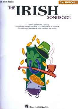 The Irish Songbook - 23 Emerald Isle Favorites