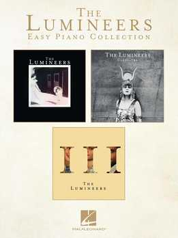 The Lumineers - Easy Piano Collection