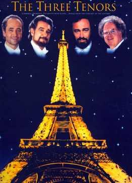 The Three Tenors (Carreras, Domingo, Pavarotti With Levine)