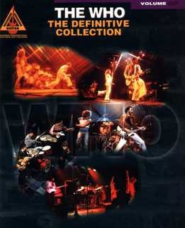 The Who - The Definitive Guitar Collection
