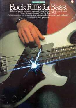Tom Wolk - Rock Riffs For Bass