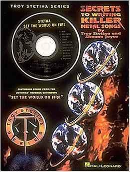 Troy Stetina, Shauna Joyce - Secrets To Writing Killer Metal Songs