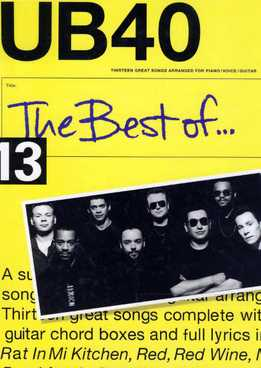 UB40 - The Best Of