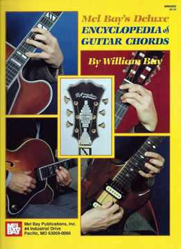 William Bay - Deluxe Encyclopedia Of Guitar Chords