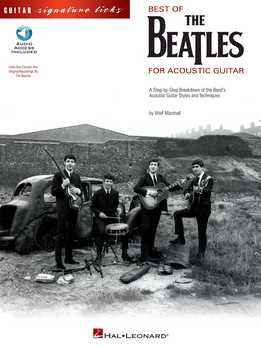 Wolf Marshall - Best Of The Beatles For Acoustic Guitar