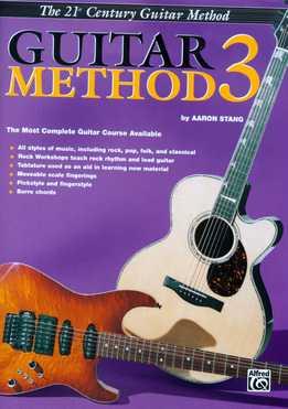 Aaron Stang - Guitar Method 3
