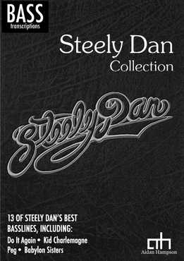 Aidan Hampson - Steely Dan Collection (For Bass)