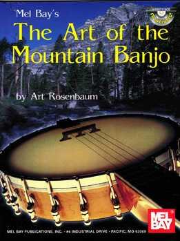 Art Rosenbaum - The Art Of The Mountain Banjo