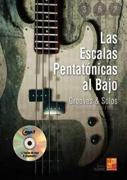 Bruno Tejeiro - Las Escalas Pentatónicas Al Bajo