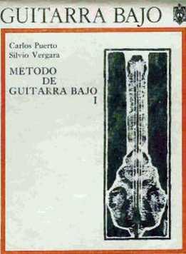Carlos Puerto, Silvio Vergara - Metodo De Guitarra Bajo I, II