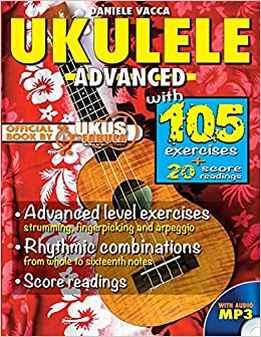 Daniele Vacca - Ukulele Advanced