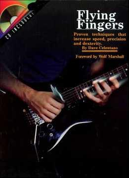 Dave Celentano - Flying Fingers