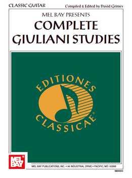 David Grimes - Complete Giuliani Studies