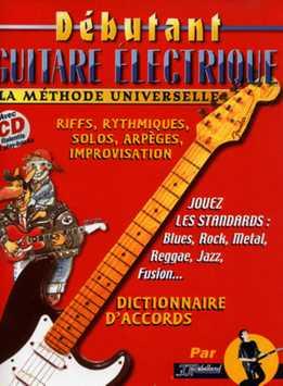 Debutant Guitare Electrique