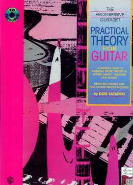 Don Latarski - Practical Theory For Guitar