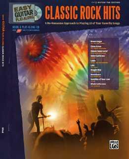 Easy Guitar Play-Along – Classic Rock Hits