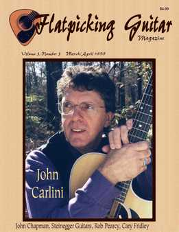 Flatpicking Guitar Magazine Vol. 3, Number 3