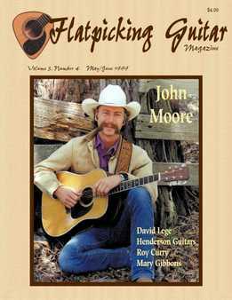 Flatpicking Guitar Magazine Vol. 3, Number 4