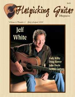 Flatpicking Guitar Magazine Vol. 3, Number 5